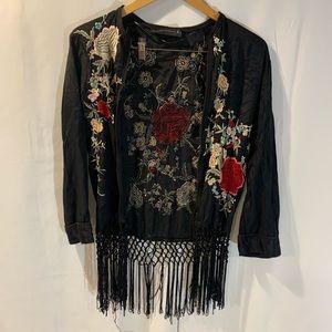 Zara Kimono Size XS
